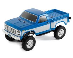 Team Associated CR12 Ford F-150 Truck RTR 1/12 4WD Rock Crawler (Blue)  [ASC40002] | Rock Crawlers Green Toys Pickup Truck Made Safe In The Usa Street Trucks Picture Of Blue Ford Stepside An Illustrated History 1959 F100 28659539 Photo 31 Gtcarlotcom 2018 Ram 1500 Hydro Sport Gmc Sierra Msa Retro Design Little Soft Toy Clip Art Free Old American Blue Pickup Truck Stock Vector Image Kbbcom 2016 Best Buys