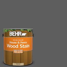 Behr Premium Deck Stain Solid by Behr Wood U0026 Deck Stain Exterior Stain U0026 Waterproofing The