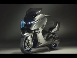 BMW Scooter C600 C650 Maxi Scooters Commercial 2014 CARJAM TV C Concept