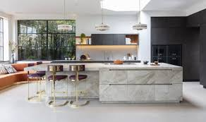 Kitchen Unit Ideas Kitchen Breakfast Bar Ideas 35 Strikingly Stylish Breakfast