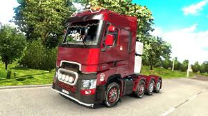 100 Truck Mods ETS 2 Renault Range T V8 Mod Direct Gaming Pinterest