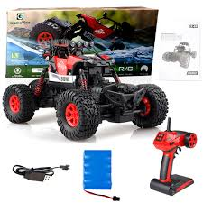 100 Waterproof Rc Trucks For Sale GizmoVine RC Car Double Motors 24G 4WD RoboPhase