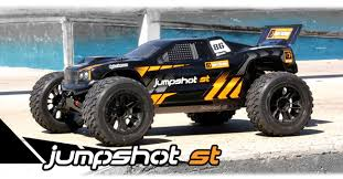 HPI JUMPSHOT ST 1/10 2WD Electric Stadium Truck