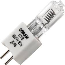 sylvania eyb l 360w 82v halogen projector bulb topbulb