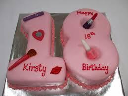 pin number 18 birthday cakes cake on geburtstag