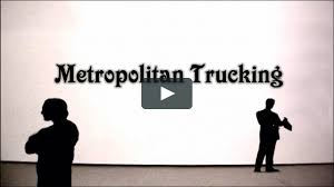 100 Metropolitan Trucking Inc On Vimeo