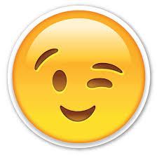 Wink Emoji Png Unamused Face