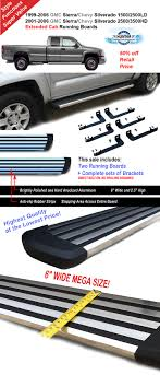 (01-06 2500/3500) Ext Cab Running Boards (KSS) Running Boards Side Step Bar Chrome 01 02 03 04 05 06 Ford Sport Mazda Accsories Personalise Your Bt50 Bf5111c Hunter Elite Td Wheel Alignment Equipment Proalign Hh Home Truck Accessory Center Decatur Al Undcover Bed Covers Youtube New Chevy Gmc Buick Cadillac Inventory Near Burlington Vt Car 2017 Toyota Hilux Tannersville Canyon Vehicles For Sale Oxford