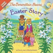 The Berenstain Bears Christmas Tree Book by The Berenstain Bears And The Easter Story Jan Berenstain
