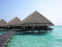chambre sur pilotis maldives hotel rannalhi 4 bungalow sur pilotis maldives avec voyages