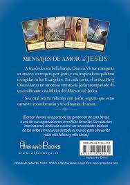 MENSAJES DE AMOR DE JESUS 44 CARTAS ORACULO DE INSPIRACION DOREEN