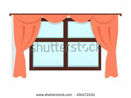 European Cafe Window Art Curtains by Cartoon Window Stock Images Royalty Free Images U0026 Vectors