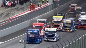 100 Redbull Truck Race Trophy Red Bull Ring Crashes 2017 YouTube
