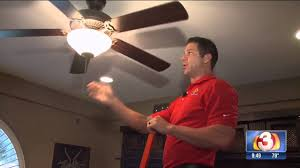 Summertime Ceiling Fan Direction by Setting Ceiling Fans For Summer And Winter Youtube