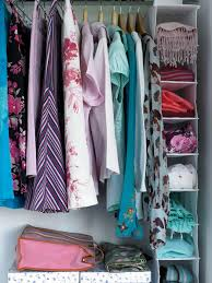 1 Closet by How To Organize Your Closet Hgtv