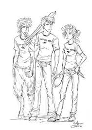 Fresh Percy Jackson Coloring Pages 13 About Remodel For Kids With
