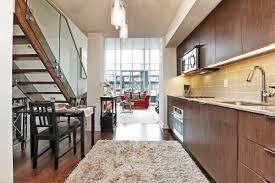100 Toronto Loft Listings JUST SOLD 2 Storey 1 Bedroom Loft Suite At 5 Hanna Ave 325