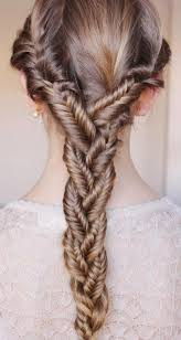 Fishtail Braid For Girls Tumblr