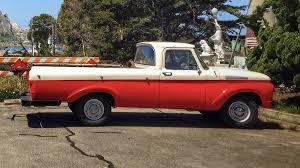 1962 Ford F100 F-100 Big Window Unibody Pickup Truck 292 Y-Block Uni ...