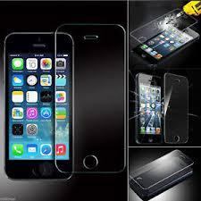 Tempered glass screen protector UrbanX for iPhone 5 5S 5C