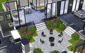 Sims 3 Ps3 Kitchen Ideas by Charming Sims 3 Garden Ideas 81 In Home Decorating Ideas With Sims