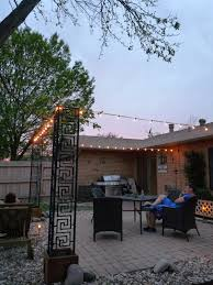 The Happy Homebodies: DIY: Stringing Patio Cafe Lights Exterior Design Interesting Modern Landscape Ideas With Greenery Magnificent Backyard Cafe Stock Photos Images Royalty Free Intrinsic Caf Best 25 Restaurant Ideas On Pinterest Outdoor Singer Hill Garden Search In Pics Google Disco Ball A Cacoon Youtube Barefoot Colombo Restaurant Reviews Phone Number 10 Magical Areas Lounge Areas And Room The 7 Nyc Backyard Living Edition Capeyourdesk Paks Beer Port Austin Mi Bobs Blog Kipling Dtinguished In Chennai The Clare Vwoerd