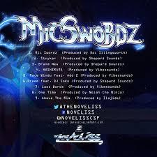 No Ceilings 2 Mixtape Download Mp3 by Mic Swordz Noveliss
