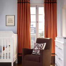 Curtain Ideas For Living Room Modern by Brown Curtains Design Ideas