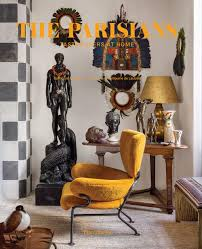 100 Parisian Interior Tastemakers At Home S Catherine Synave