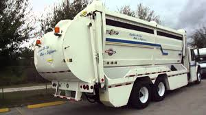 2005 INTERNATIONAL 7400 TANDEM LABRIE TOP SELECT RECYCLING GARBAGE ...