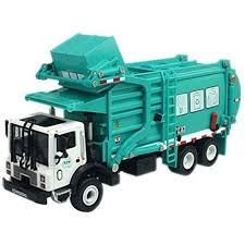 FUBARBAR Metal Model Car Toy Alloy Transformers Clean Garbage Trash ...