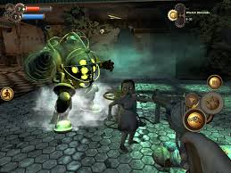 Bioshock ing to iOS with MFi Controller Support MFi Games