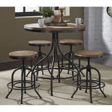 Liberty Furniture Vintage 5 Piece Round Pub Table Set – Beyond Stores Kitchen Pub Tables And Chairs Fniture Room Design Small Kitchenette Table High Sets Bar With Stools Round Bistro Bistro Table Sets Cramco Inc Trading Company Nadia Cm Bardstown Set With Bench Michaels Contemporary House Architecture Coaster Lathrop 3 Piece Miskelly Ding Indoor Baxton Studio Reynolds 3piece Dark Brown 288623985hd 10181 Three Adjustable Height And Stool Home Styles Arts Crafts Counter