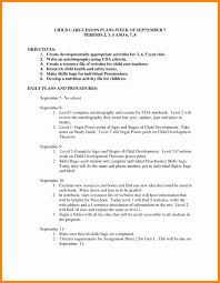 Child Care Cover Letters Gallery Cover Letter Sample