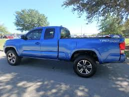 100 Central Florida Truck Accessories 2016 Used Toyota Tacoma TRD Sport Access Cab 4WD V6 Manual At