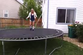 Kid Flipping Off Trampoline Falls On Back | Jukin Media Shelley Hughjones Garden Design Underplanted Trampoline The Backyard Site Everything A Can Offer Pics On Awesome In Ground Trampoline Taylormade Landscapes Vuly Trampolines Fun Zone 3 Games For The Family Active Blog Wonderful Diy Recycled Chicken Coops Interesting Small Images Decoration Best Whats Reviews Ratings Playworld Omaha Lincoln Nebraska Alleyoop Kids Jump And Play On In Backyard Stock Video How To Buy A Without Killing Your Homeowners Insurance