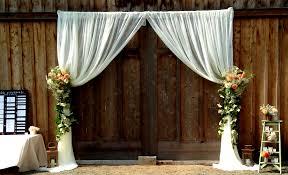 Vases Wild Floral Design Whidbey Island Event Wedding Barn Door