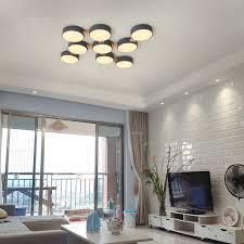 nordic led decke beleuchtung wohnzimmer schlafzimmer home decor wand licht moderne glanz minimalistischen decke le küche zubehör