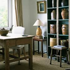 Home OfficeCozy Rustic Style Office Decor Cozy