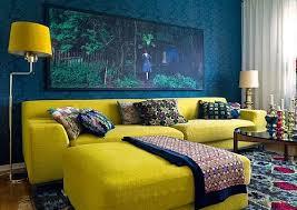 ikea kramfors 3 seat sofa slipcover myrby yellow amazon co uk