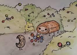 Natalie Varnier On Twitter Mr Croissant Meets Pain Au Chocolat Drawing Dessin Sketch Painauchocolat Pastry Adventure Friends