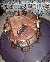 oreo torte mit füllung