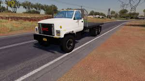 GMC Flatbed V 1.0 - FS19 Mods / Farming Simulator 19 Mods Gmc Flatbed Mod For Farming Simulator 2015 15 Fs Ls 1969 Truck Lego Pinterest And 1998 Sierra 3500 Sle Ext Cab Flatbed Pickup Ite Used 2000 C6500 For Sale 2143 2005 3500hd Item L5778 Sold Se Urban Advertising Art 0025 An Old 1951 Gmc Truck Trucks Accsories 1987 K3186 Marc 2008 Style Points Photo Image Gallery 2012 Sierra Flatbed Truck In Az 2371
