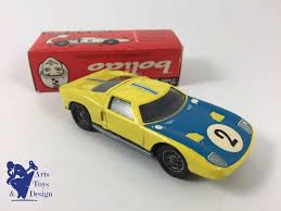 ford siege social 1 43 dalia solido ford gt le mans with box and leaflet
