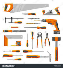 Tools Clipart Egorlincom Woodworker Collection Planer Fad Woodworking Wood Carpenter Pencil And