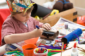 Crafts Are A Great Way To Entertain Young Guests And Provide Fun Alternative The