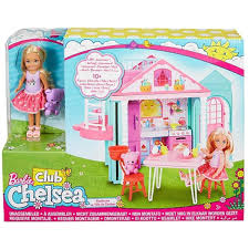 Barbie Club Chelsea Movie Night Doll