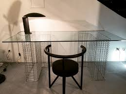 bureau habitat bureau metal et verre ées 80 ed habitat paul bert serpette