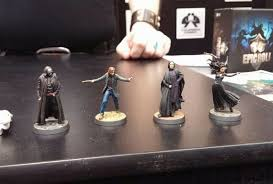 GAMA Trade Show 2017 Knight Models Harry Potter Miniatures Game