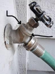 Outdoor faucet cartridge original how install an repair and lawn